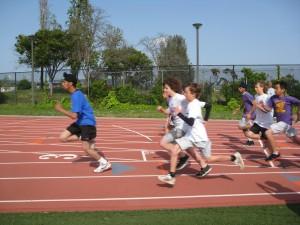 Le sport à l'école aux USA