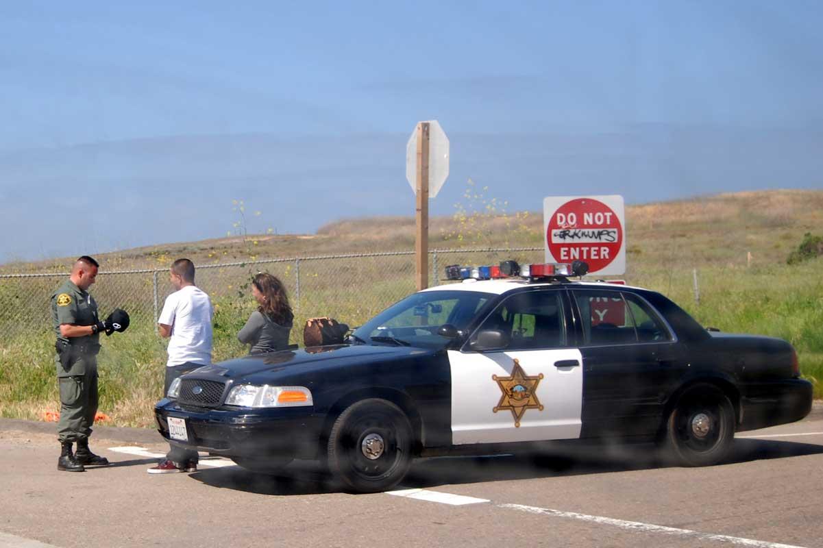 Respect de la loi aux USA