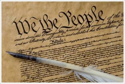 Constitution Etas Unis